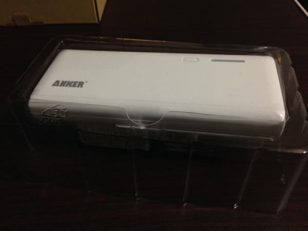 モバイルバッテリーanker-astro-m3