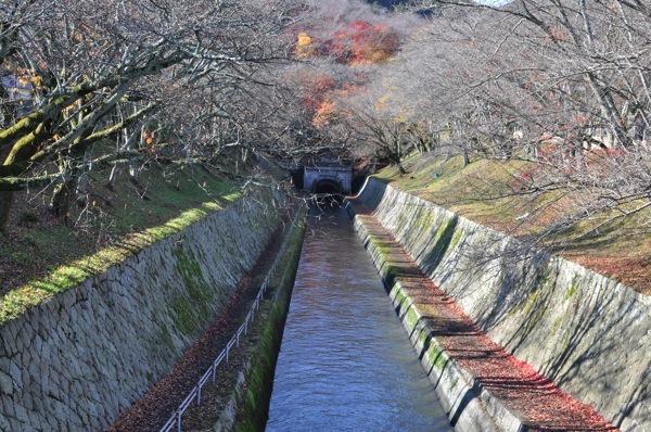 琵琶湖疏水(びわこそすい)