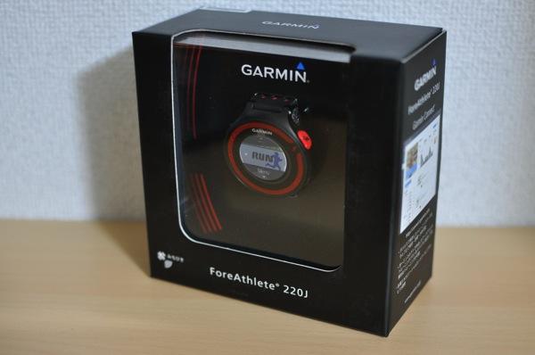 ガーミン220J