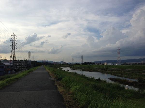 猪名川・伊丹空港ランニングコース