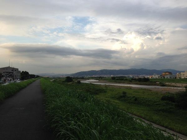 猪名川・池田市ランニングコース