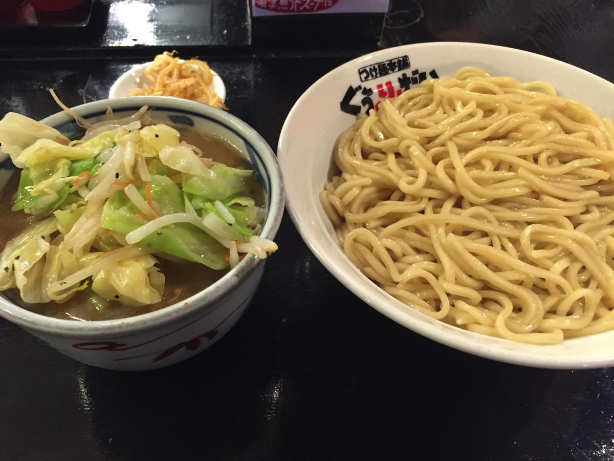福知山のつけ麺