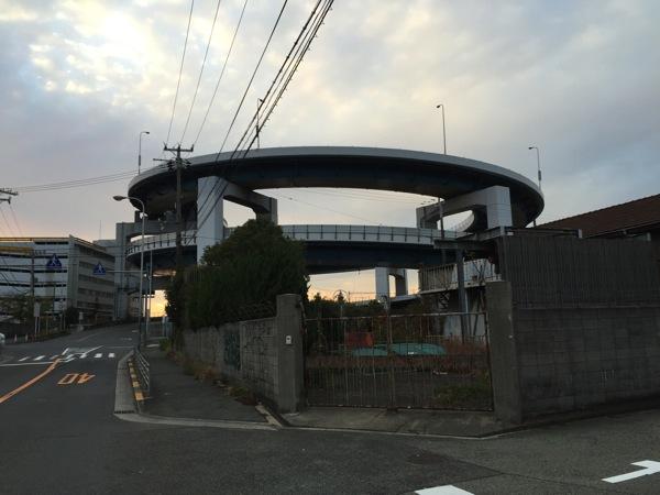 大正区のめがね橋