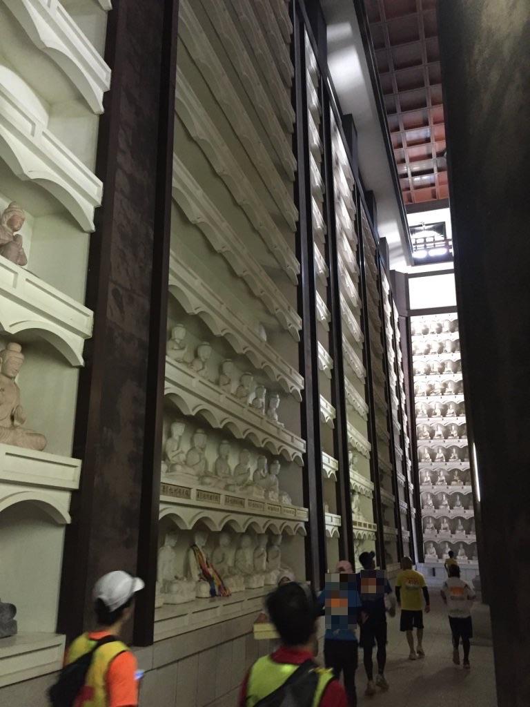 村岡の長楽寺の大仏