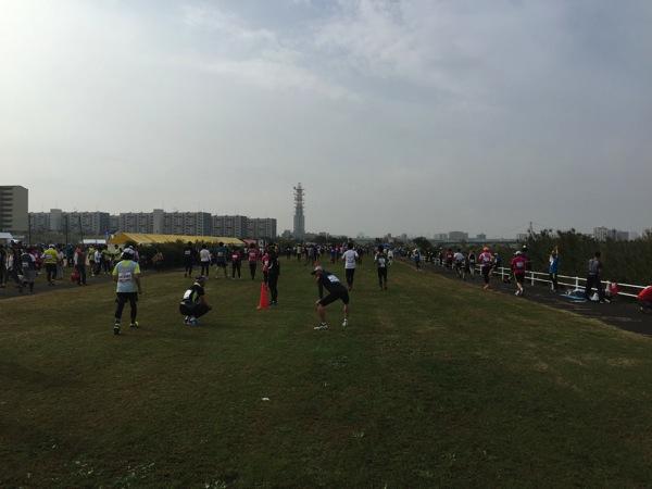 第18回大阪・淀川市民マラソン