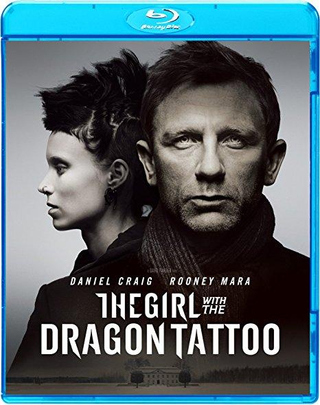 映画「ドラゴン・タトゥーの女」レビュー