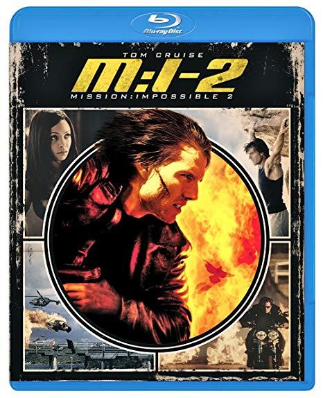 映画「ミッション:インポッシブル2」レビュー。ジョン・ウー監督のシリーズ第2作はやや大味な展開に。