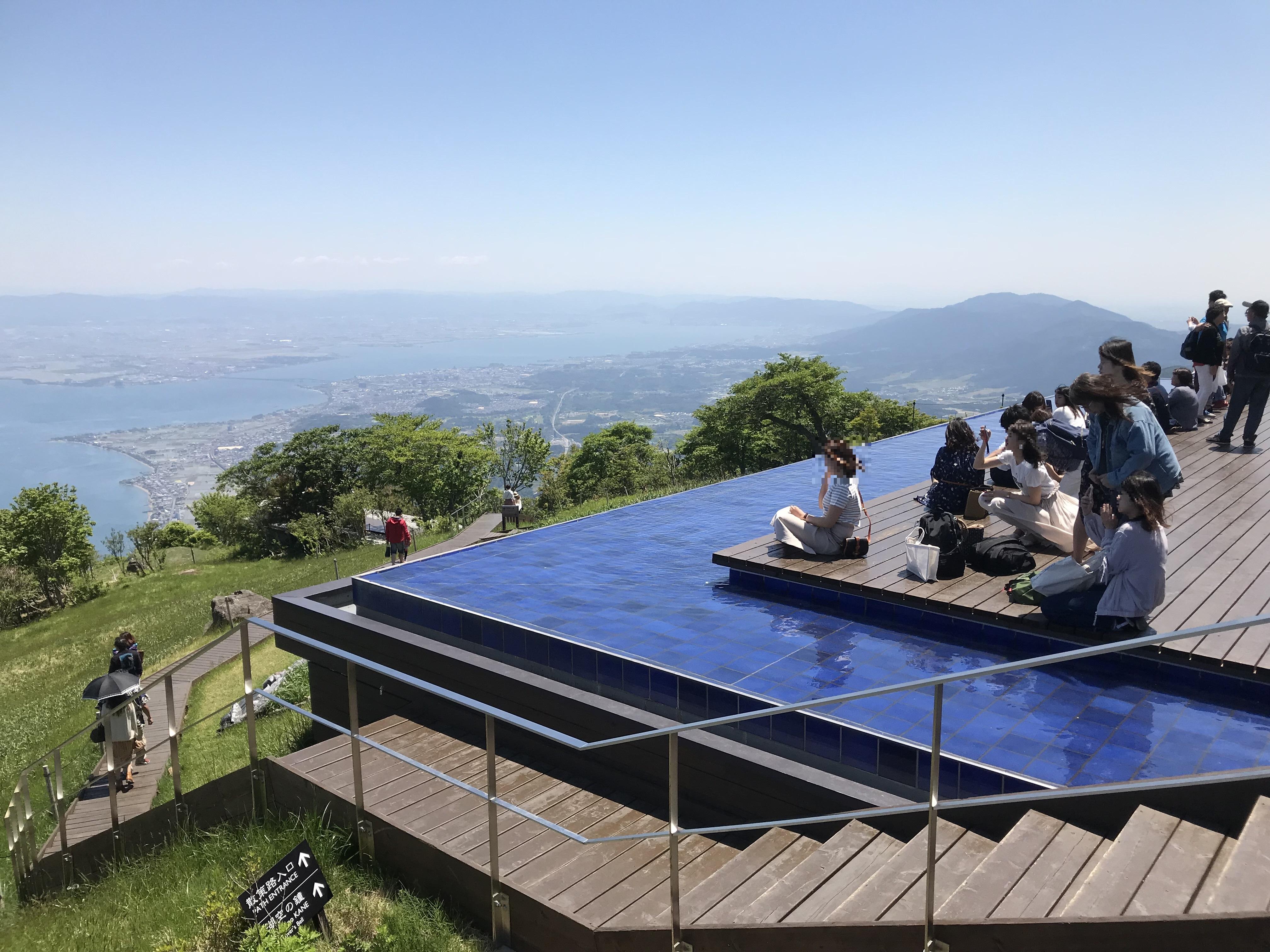関西・絶景スポット「びわ湖テラス」に行ってきた!