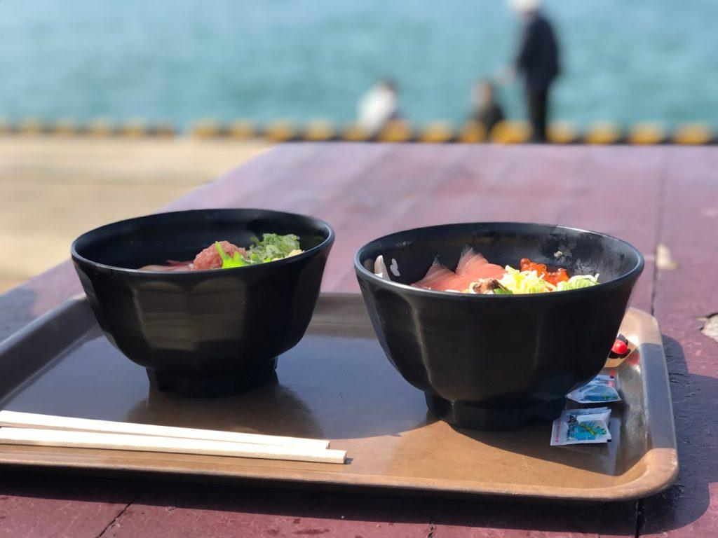 和歌山・海鮮丼