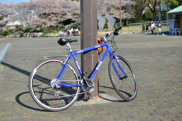 クロスバイク「GIOS MISTRAL」をついにシルベストサイクル梅田店で購入!!