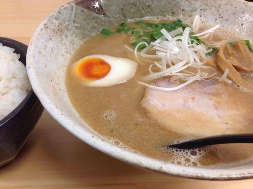 ラーメン「麺屋AGEHA」/10月7日オープンの新店舗!!