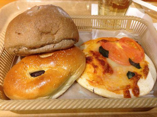 夜9時でも焼きたてパンが食べられる!阪急・梅田のパン屋さん「カスケード cascade」