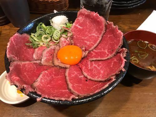 難波の肉ランチならこれや!!