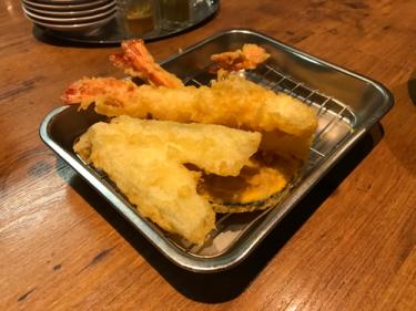 揚げたて天ぷらがリーズナブルでうまい!大阪・箕面「天ぷらの山」。